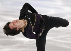 DAY 8:  Alexei Bychenko of Israel competes during the Figure Skating Men's Free Skate http://sports.yahoo.com/olympics