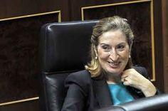 Ana Pastor, contenta con los avances entre Sacyr y el Canal de Panamá — MurciaEconomía.com.