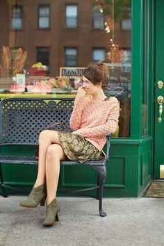 Idée et inspiration look d'été pour femme tendance 2017   Look Tendance   Description  Jeanne Damas