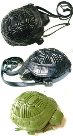 turtle bag...need this!