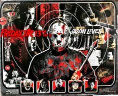 Friday the 13th Pt 6 Jason Lives