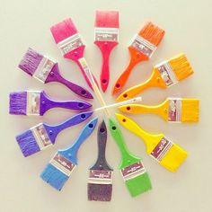 💜💛💚💙 dreamt 💙💚💛💜 images from the web Rainbow Painting, Rainbow Art, Rainbow Colors, Taste The Rainbow, Over The Rainbow, World Of Color, Color Of Life, Rainbow Images, Rainbow Photo