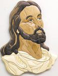 Christ Intarsia Project Pattern