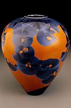 Tim Marcotte porcelain vessel