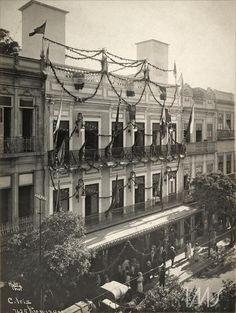 Augusto Malta. Cine Íris, 1921. Rio de Janeiro, RJ / Acervo IMS
