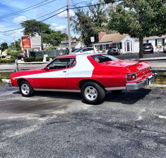 Classic Cars Usa, Starsky & Hutch, Ford Torino, Man Cave Garage, Us Cars, Ford Motor Company, Dodge Charger, Amazing Cars, Cool Bikes