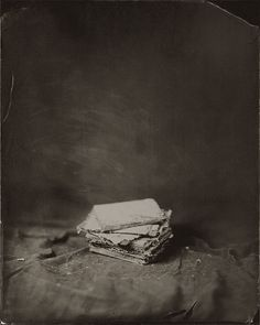 Still Life with Paper Enclosures, 2011. Ben Cauchi - Inspiring for my folio project. Great image.