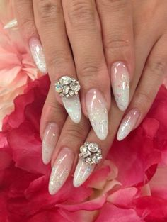 #nail #nails #nailart #unha #unhas #unhasdecoradas #white #branco