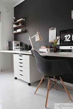 Wildrosebuds.com: Office Inspiration