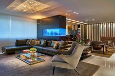 Construindo Minha Casa Clean: Arquiteta apresenta Apartamento Moderno de 252 m²!