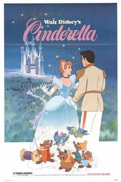 La Cenicienta - Disney