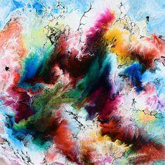 Maleri til salg - Altitude II maleri