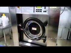 Máy giặt công nghiệp Oasis | Thiết bị giặt là Nhật