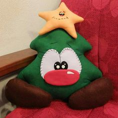 Babyshower, Dyi, Christmas Stockings, Holiday Decor, Crafts, Home Decor, Fruit Crafts, Elf, Throw Pillows