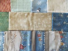 "Too Many Men for Red Rooster Fabric Quilt Fabric Kit Size 39"" x 47"" OOP"