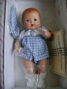 """Beautiful """"Effanbee"""" Doll (Dy Dee Baby Brother)"""