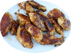 Grilled Chicken Tenderloins (Without The Grill!) ~ http://www.southernplate.com