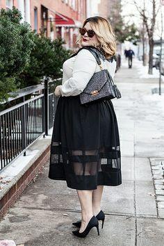 Nicolette Mason — Fashion blogger / writer for Refinery29