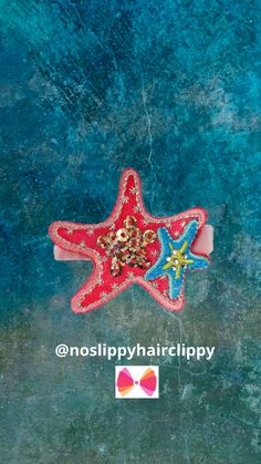 Sea star no-slip hair clip in hot pink, a fast fave! Comes on a no-slip velvet wrapped hair clip, so it's soft and snug! #hairclippy #noslippyhairclippy #toddlerhairclips #girlshairclips #baby #toddler #momlife #toddlerfashion #babyfashion #shopsmallbusiness Toddler Hair Clips, Baby Hair Clips, Baby Headbands, Girls Hair Accessories, Baby Bows, Toddler Fashion, Snug, Hot Pink, Cool Hairstyles
