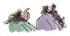 The Twits Quentin Blake