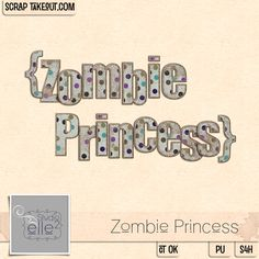 Zombie Princess Alpha