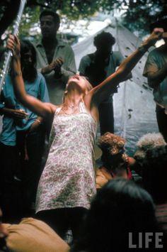 Woodstock, August 1969 (Bill Eppridge for LIFE)