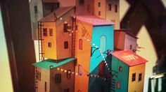 Lumino City is a puzzle adventure game coming soon from State of Play. Three years in the making, it's handmade entirely out of paper, card, miniature lights and motors.