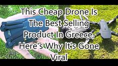 This Cheap Drone Is The Best Selling Product In Vietnam, Here's Why It's Gone Viral. his drone is the top selling drone in Vietnam right now because it's suc. Good Things, Things To Sell, Vietnam, Greece, Money, Greece Country, Silver