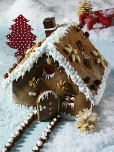 How-To: Gingerbread House