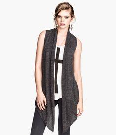 Fine-knit Vest $17.95- H&M