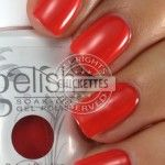 Gelish Tiger Blossom Color Swatch