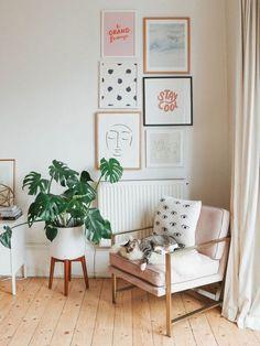 Retro Home Decor, Diy Home Decor, Buy Decor, Elm West, Living Room Decor, Bedroom Decor, Wall Decor, Decor Room, Room Art
