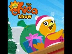 Chica Show Chica's Sled Game Cartoon Animation Sprout PBS Kids Game Play...