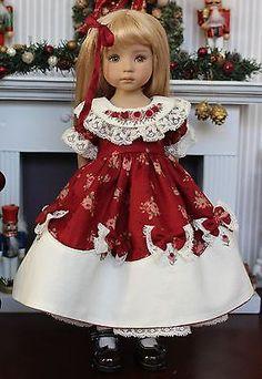 Heirloom-Ensemble-for-Effner-13-Little-Darling-Dolls-by-Petite-Princess-Designs. SOLD BIN $225.00 on 12/15/14.