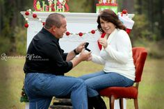 #Christmas #engagement #surprise #marriage #photography #love