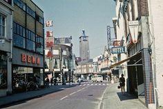 Gronausestraat Enschede (jaartal: 1970 tot 1980) - Foto's SERC