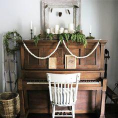 Simple farmhouse Christmas