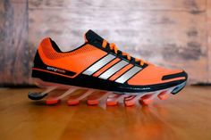 huge selection of 729bc 8411d  adidas  Springblade Tênis Adidas Springblade, Nike Running Leggings,  Running Shoes, Yeezy