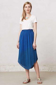 #anthropologie.com        #Skirt                    #Anthropologie #Gradient #Skirt                     Anthropologie - Una Gradient Skirt                                            http://www.seapai.com/product.aspx?PID=1421782