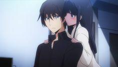 Tatsuya and Miyuki Shiba from Mahouka Koukou no Rettousei