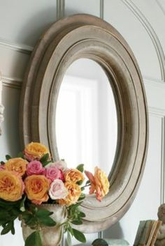 Villette Mirror from Soft Surroundings