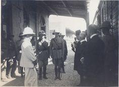 Arrival at Jerusalem: the Mayor Reading the Address [July 1920]