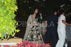 Abhishek & Aishwarya spotted at Ambani's bash! | PINKVILLA