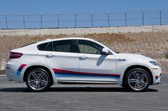 2015 BMW X6 M Sport (?)