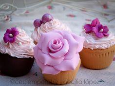 ceciemperatriz - maxi fake cake fake cupcake