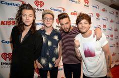 One Direction Jingle Ball 2015