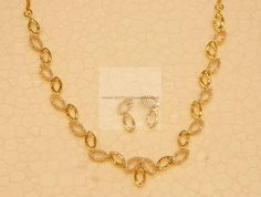 Diamond Necklaces & Chokers - Diamond Jewelry Diamond Necklaces & Chokers at USD And GBP Gold Mangalsutra Designs, Gold Earrings Designs, Gold Jewellery Design, Necklace Designs, Designer Jewellery, Jewellery Shops, Diamond Necklace Set, Diamond Jewelry, Gold Necklace