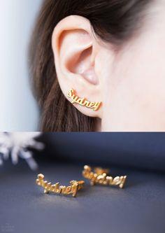 Female Crystal Ear Jacket Earrings Teardrop Leaf Pendant Circle Stud Earring LT