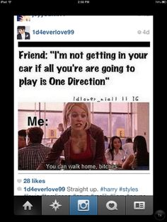 i don't like one direction, but this is still pretty funny.