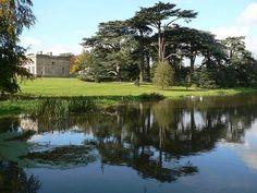 Attingham Park, near Shrewsbury, England.